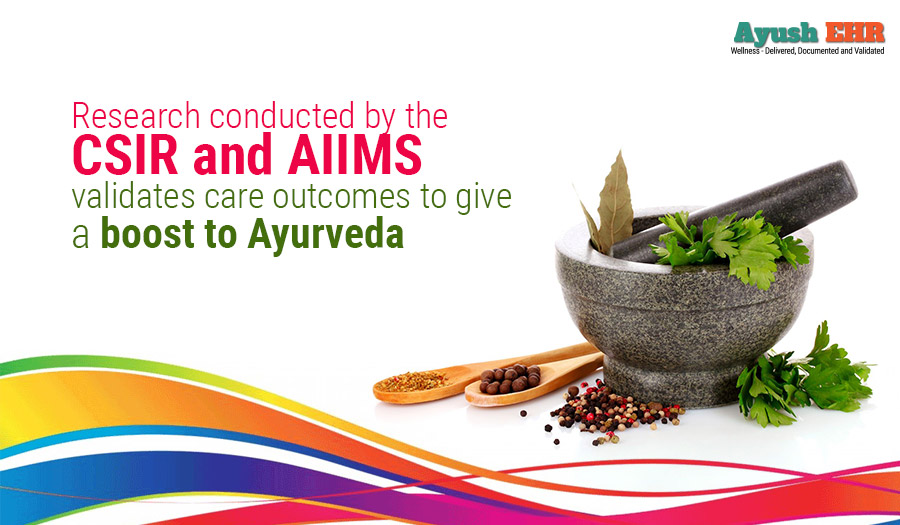 Research validates care outcomes in Ayurveda
