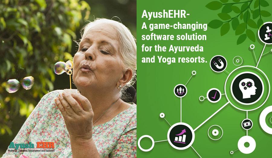 Standards based software for Ayurveda resorts